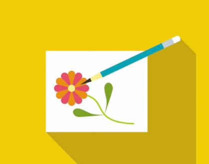 Уроки рисования для начинающих. Как быстро научится рисовать простые рисунки